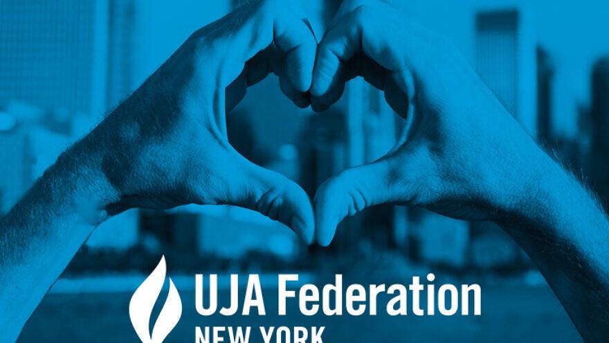 UJA-Federation of New York logo. Source: Screenshot.
