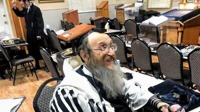 Yosef Neumann. Credit: Chabad.org/News.