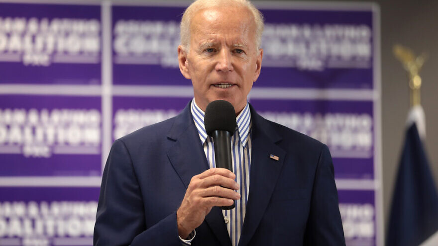 Former U.S. Vice President Joe Biden, the current Democratic Party presidential nominee. Credit: Flickr.