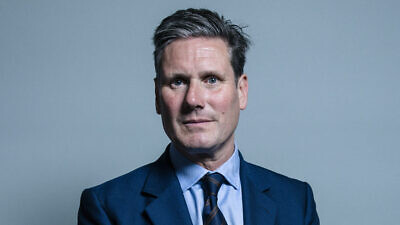 British Labour Party leader Keir Starmer. Credit: Wikimedia Commons.