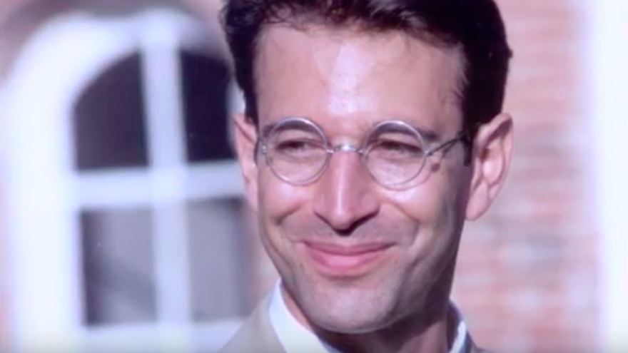 Wall Street Journal reporter Daniel Pearl was murdered by terrorists in Pakistan in 2002. Source: Screenshot.