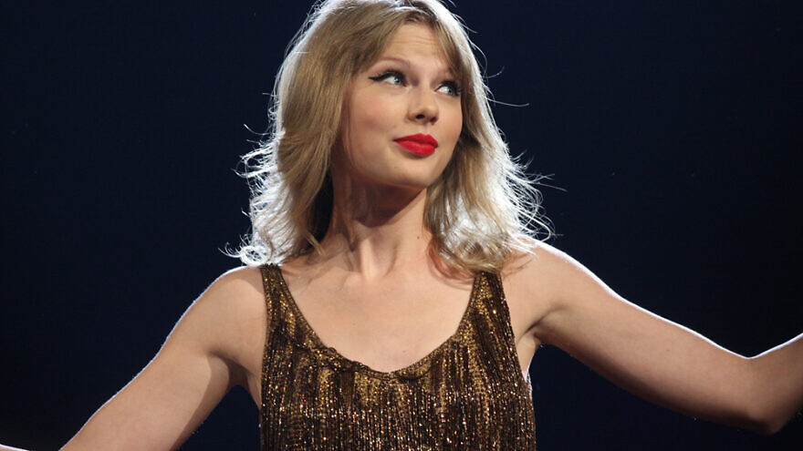 Taylor Swift on tour in Australia. Credit: Wikimedia Commons.