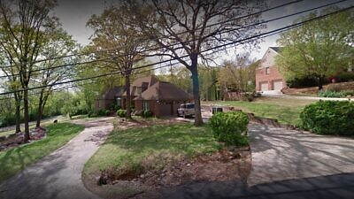 Chabad of Huntsville, Ala. Source: Google Maps Screenshot.