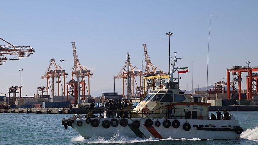 Israel cyberattack caused 'total disarray' at Iran port