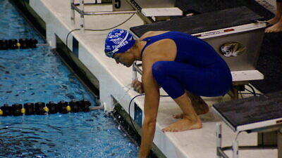 Former Olympic swimmer Dara Torres. Credit: Wikimedia Commons.