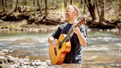 Rabbi Jonathan Kligler of Woodstock Jewish Congregation in Woodstock, N.Y. Credit: Courtesy.