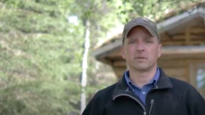 Alaska state Rep. Ben Carpenter. Source: Screenshot.