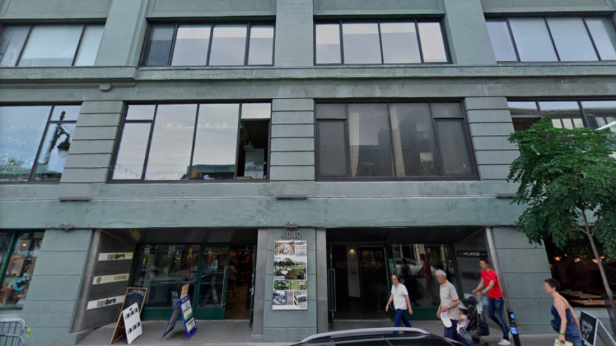 Museum of Jewish Montreal. Source: Screenshot via Google Maps.