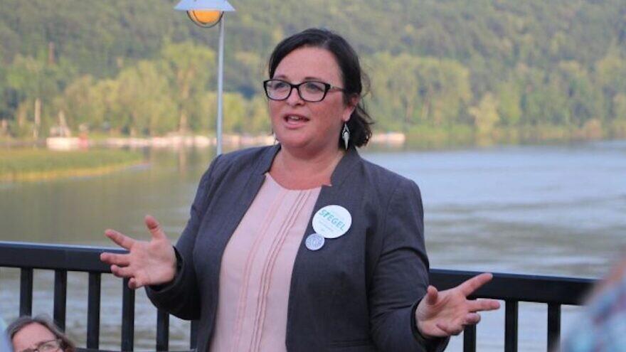 Vermont lieutenant governor candidate Brenda Siegel. Credit: Brenda for Vermont.