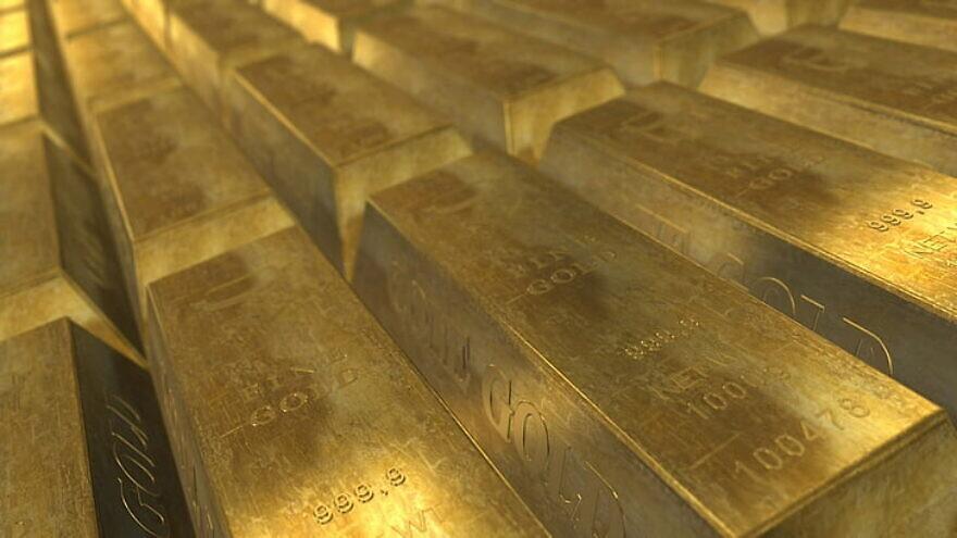 Gold bars. Credit: PickPik.