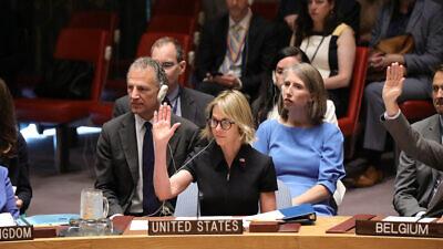 U.S. Ambassador to the United Nations Kelly Craft. Credit: Flickr.
