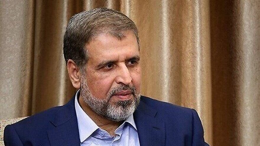 Ramadan Shallah, former leader of the Palestinian Islamic Jihad terrorist group. Credit: Wikipedia.