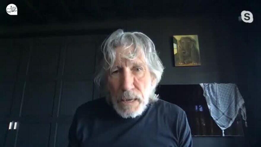 British musician Roger Waters. (MEMRI)