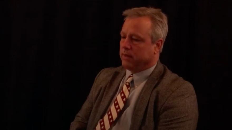 Former West Virginia state Sen. Robert Karnes. Source: Screenshot.