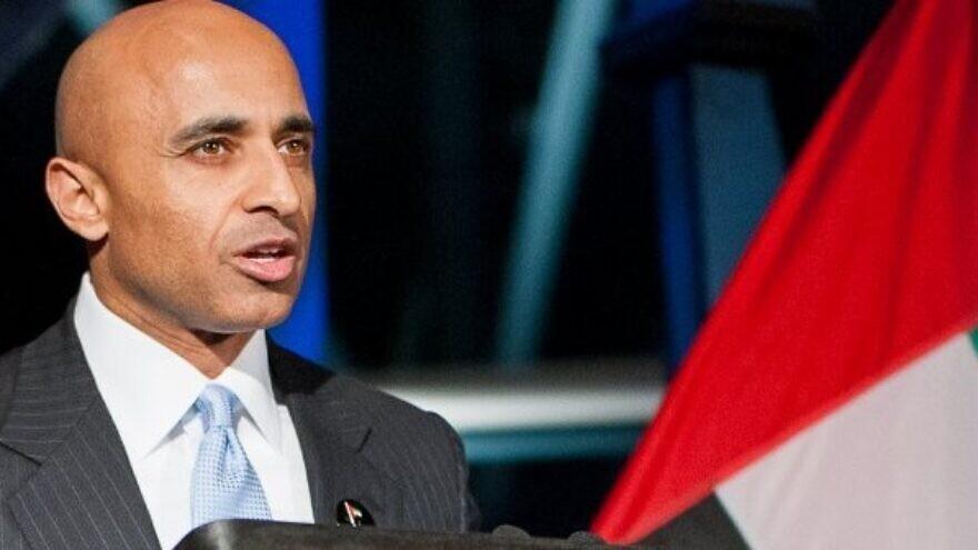 UAE Ambassador to the United States Yousef Al Otaiba. Credit: Embassy of the United Arab Emirates.