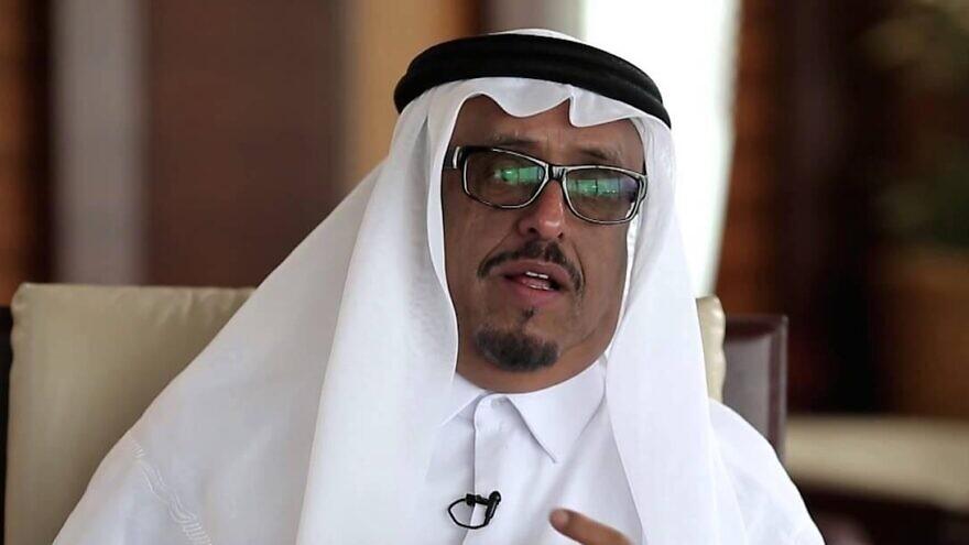 Dubai deputy police chief Lt. Gen. Dhahi Khalfan Tamim. Source: Screenshot.