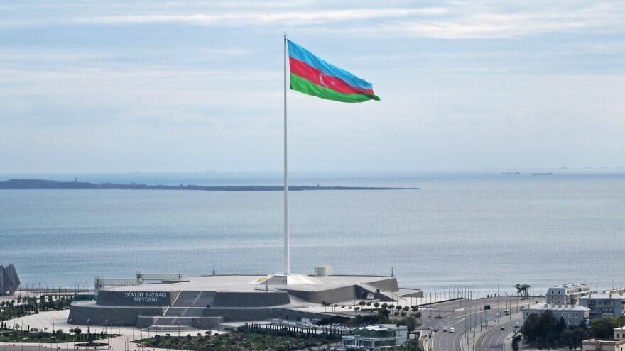 A look at Baku, the capital of Azerbaijan. Credit: amanderson2 via Flickr.