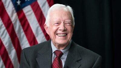 Former U.S. President Jimmy Carter. Credit: The Carter Center.