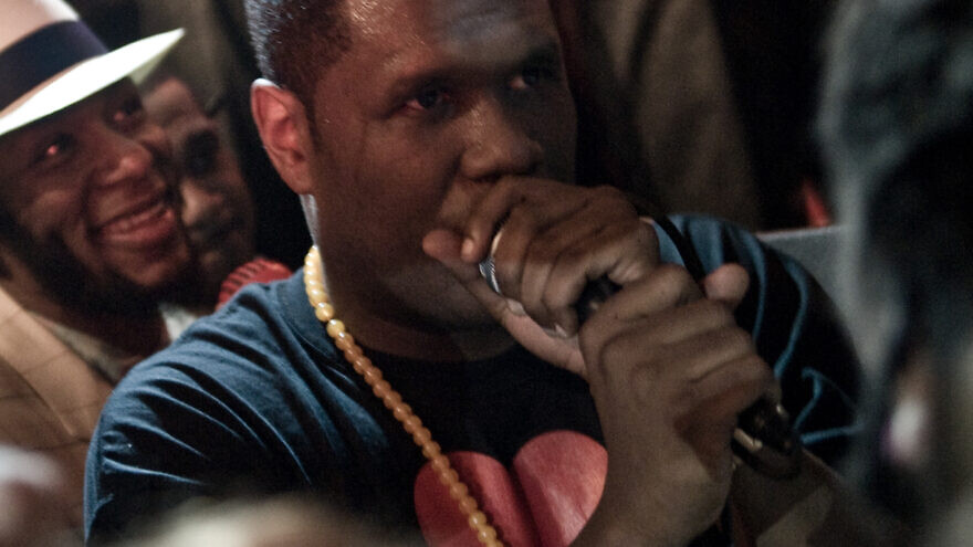 Rapper Jay Electronica. Credit: Abdul Aziz/Wikimedia Commons.