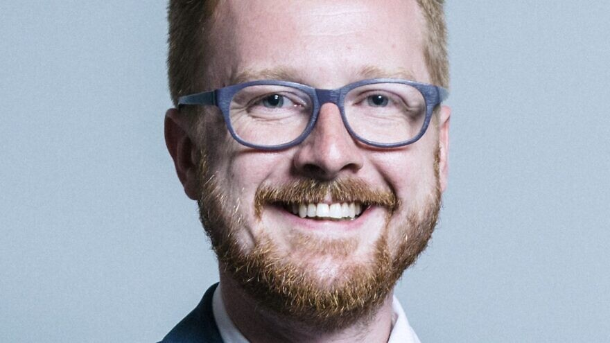 British Labour Party member Lloyd Russell-Moyle. Credit: Wikimedia Commons.