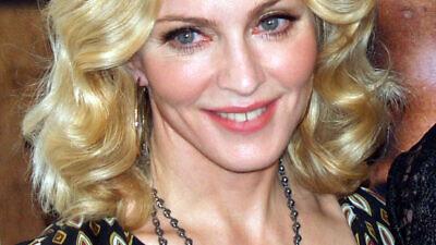 Madonna. Credit: Wikimedia Commons.
