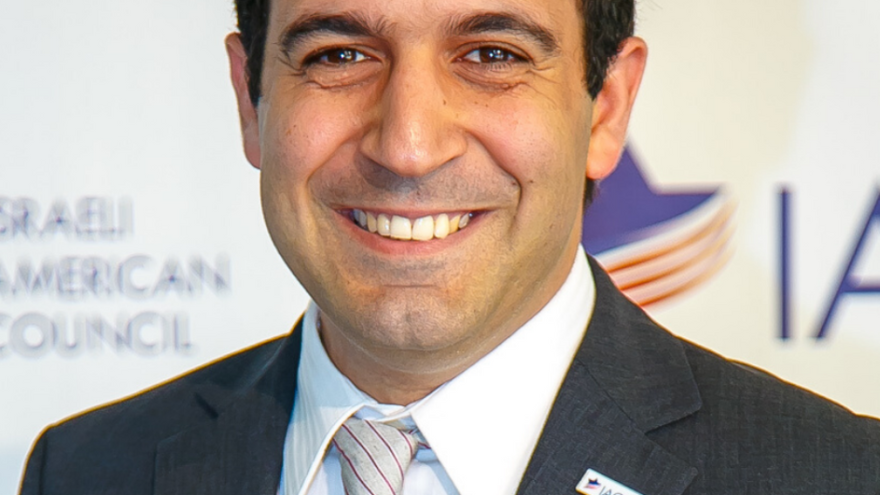 Shoham Nicolet, Co-Founder and CEO of the Israeli-American Council (IAC)