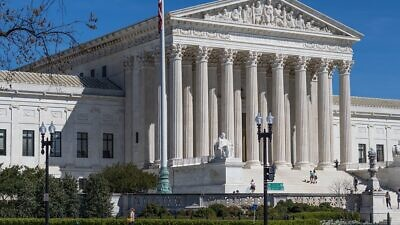 U.S. Supreme Court. Credit: Pixabay.
