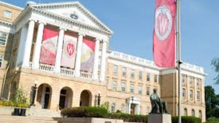 Bascom Hall at The University of Wisconsin-Madison. Credit: Phil Roeder/Flickr.