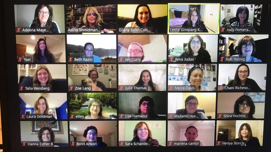 During the 'Three-Weeks' this year the OU Women's Initiative is providing a virtual Beit Midrash that will allow women world-wide to learn and be inspired together