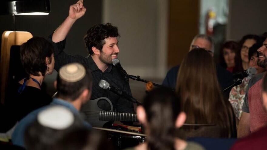 Joey Weisenberg performing in 2017. Source: Joey Weisenberg via Facebook.