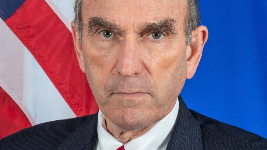 U.S. Special Envoy for Iran Elliott Abrams. Credit: U.S. State Department.