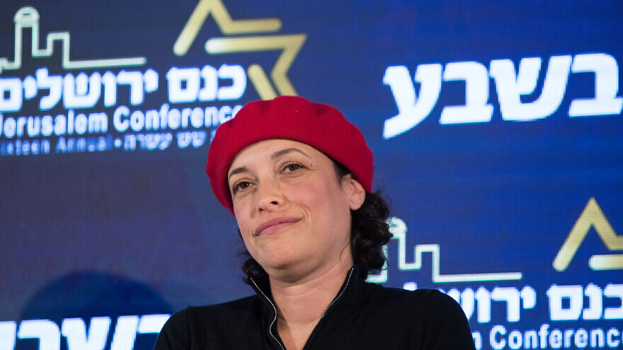 Tehila Friedman-Nachalon in 2019. Photo by Noam Revkin Fenton/Flash90.