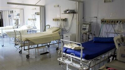 Interior of hospital. Credit: Pixabay.