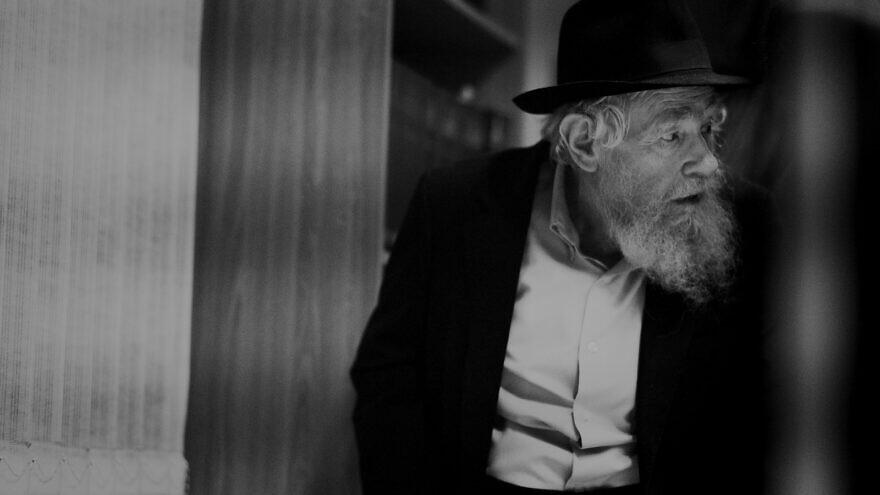 Rabbi Adin Even-Israel Steinsaltz. Credit: Courtesy of the Steinsaltz Center.