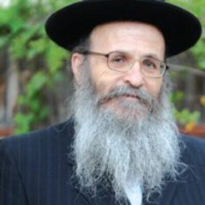 Rabbi Chaim Perkal. Photo: Courtesy.