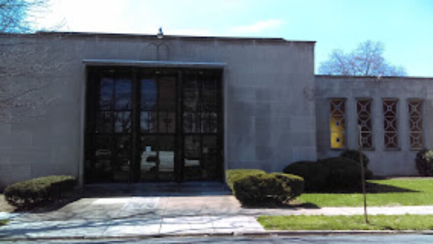 Kesher Israel Congregation in Harrisburg, Pa. Credit: Google Maps.