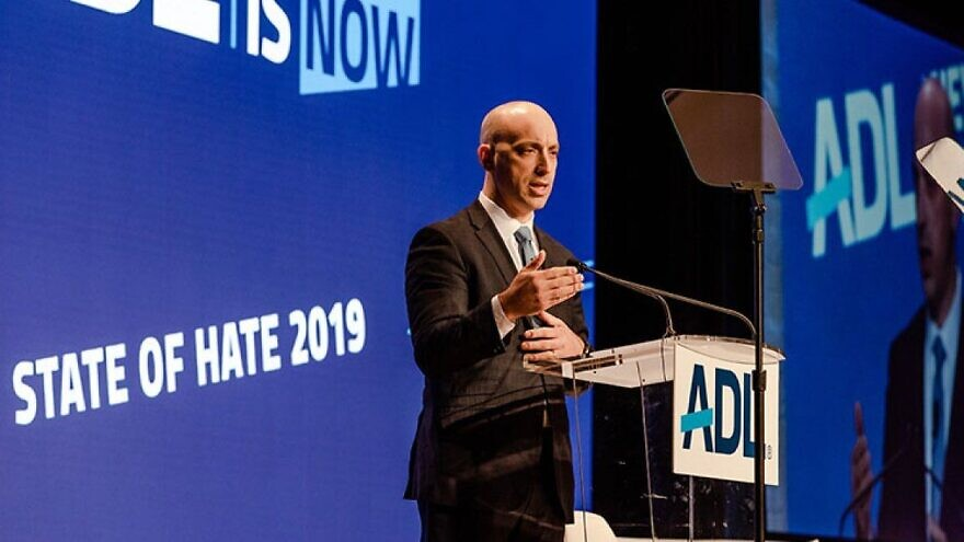 Jonathan Greenblatt, CEO and national director of the Anti-Defamation League. Credit: ADL.