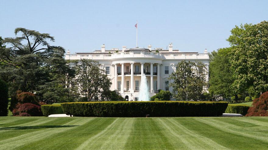White House South Lawn. Credit: Mark Skrobola/Flickr.