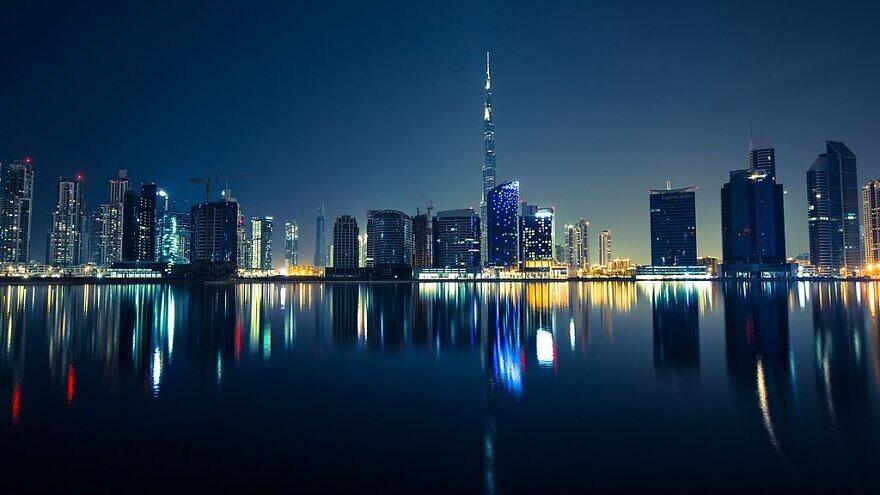 Downtown Dubai, United Arab Emirates, April 30, 2015. Photo: Robert Bock via Wikimedia Commons.