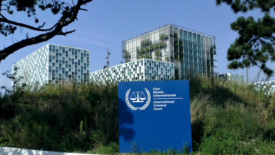 The International Criminal Court, The Hague, Netherlands. Source: Wikimedia Commons.
