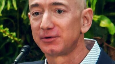 Amazon founder, CEO and president Jeff Bezos. Credit: Wikimedia Commons.