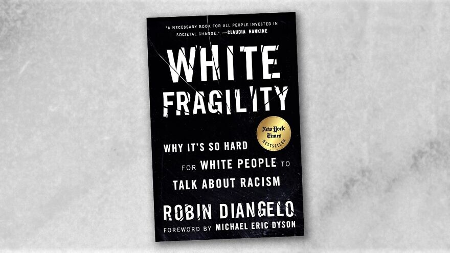 """""""White Fragility"""" by Robin DiAngelo  Credit: Amazon.com."""