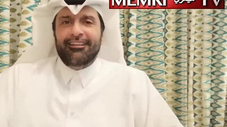 Qatari Sociologist Abd Al-Aziz Al-Ansari (MEMRI)