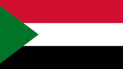 Flag of Sudan. Credit: Wikipedia.