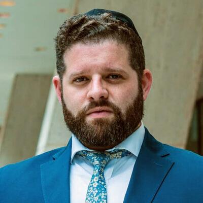 Yechezkel Moskowitz. Courtesy photo.
