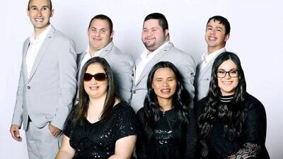 The Shalva Band. Courtesy: Seli Ben Arie.