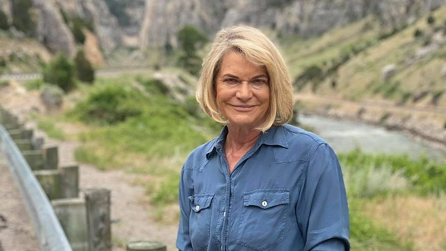 Senator-elect Cynthia Lummis (R-Wyo.). Source: Lummis for Wyoming/Facebook.