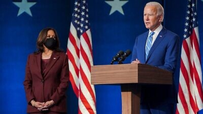 President-elect Joe Biden and Vice President-elect Kamala Harris. Credit: Joe Biden/Facebook.