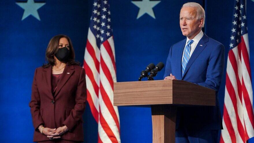 President-elect Joe Biden and Vice President-elect Kamala Harris. Source: Joe Biden/Facebook.