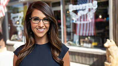 Rep.-elect Lauren Boebert (R-Colo.). Credit: Lauren for Colorado.